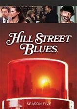 Hill Street Blues Season 5 5 Disc DVD