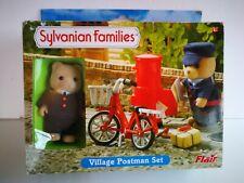 Sylvanian Families pueblo Post Cartero Set 4503 En Caja