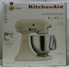 KitchenAid KSM150PSAC Artisan 5-Quart Stand Mixer Almond Cream $437