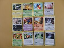12x Pokemon Platinum Cards Lot 26