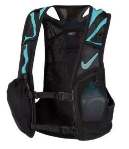 Nike Kiger Trail Running Vest Blue Size Large Retail $185