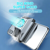 New Cell Phone Cooler Semiconductor Fast Cooling Heatsink Phone Radiator For PET