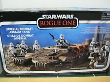 Star Wars Imperial Combat Assault Tank Vehicle  The Vintage Collection Rogue One