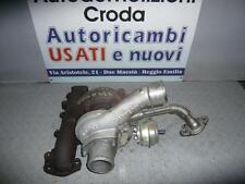 Turbo turbina FIAT ALFA ROMEO LANCIA 55205475