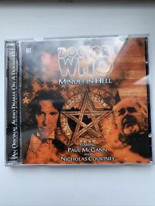 Big Finish Doctor Who: Minuet In Hell 2x CD