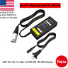 24V 2A New Electric Scooter Battery Charger for Go-Go Elite Traveller Plus HD US