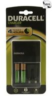 DURACELL Plug-in Battery Charger with 2x AA Batteries - S514