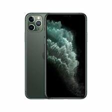 APPLE iPHONE 11 PRO MAX 512GB NEW Midnight Green SMARTPHONE A2218 Global Market