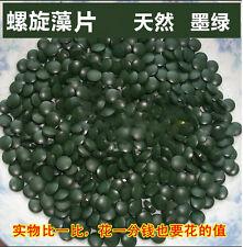 5000pc 100% PURE Organic Spirulina Tablets Veg Pills Superfood Detox Cold