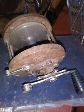 Vintage Saltwater Fishing Reel ~ Penn No.85 bait casting