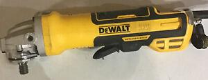 """Dewalt DWE43214NVS 5"""" Grinder Brushless Variable Speed Missing Attachments"""