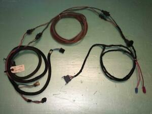 73-91 Chevy GMC Suburban COMPLETE TAILGATE POWER REAR WINDOW WIRE HARNESS 73-87
