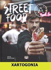 "GREEK RECIPES BOOK, ""STREET FOOD"" BY AKIS PETRETZIKIS, PSICHOGIOS"