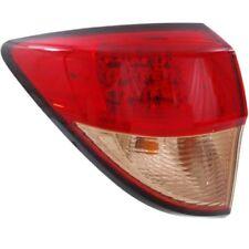 For Honda HR-V 2016 2017 2018 Tail Light Left Driver Side 33552-T7S-A01