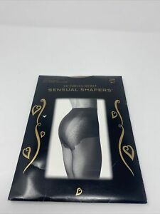 NEW VICTORIA'S SECRET Nude Sensual Shapers Hosiery Pantyhose Small Hip Control