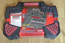 Brand New Craftsman MACH 83 PC. Tool Set - Factory Sealed - Fast Shipping