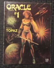 1986 ORACLE #1 FN 6.0 George Perez Featuring Topaz