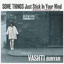 VASHTI BUNYAN - SOME THINGS JUST STICK IN YOUR MIND 2 CD NEU