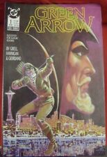 GREEN ARROW 1-50 DC COMIC RUN SET GRELL HANNIGAN JURGENS BIRCH MIEHM 1988 VF