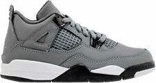"Jordan Retro 4 ""Cool Grey"" Cool Grey/Chrome-Dark Charcoal (Ps)"