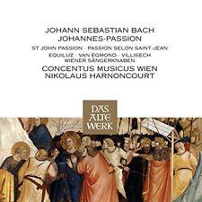 Wiener Sängerknaben - JS Bach St John Passion [CD]