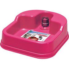 Dispenser Distributore ciotola acqua con antiscivolo ciotola per cane o gatto