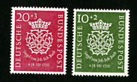Germany Stamps # B314-5 VF OG LH Catalog Value $48.50