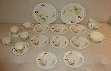 Vintage and Rare Paragon by Appointment Fine China Set - 19 Pieces