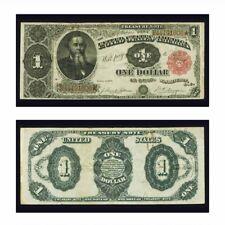 USA Treasury Note $1 1891 Fr 351 Very Fine