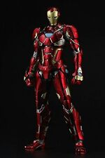RE:EDIT IRON MAN 09 NEW CENTURY IRON MAN Action Figure Sentinel NEW from Japan