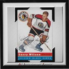 1954 Topps LARRY WILSON #40 EX *tough hockey card for set* DD17
