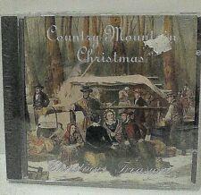 Country Mountain Christmas CD Christmas Treasures Various Brand New b6