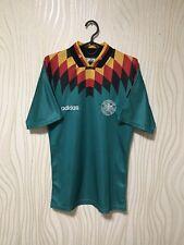 GERMANY 1994 1996 ADIDAS AWAY FOOTBALL SOCCER SHIRT JERSEY TRIKOT VINTAGE