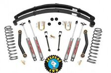 "Jeep XJ Cherokee 4.5"" Suspension Lift Kit w/ N2.0 Shocks, 633N2, *SAME DAY SHIP*"