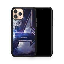 Avengers Endgame Logo iPhone 11 Pro MAX SE Case Thor XR X Xs MAX 7 8 Plus M97
