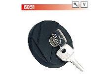 Tappo serbatoio con chiave Renault 4 / 5