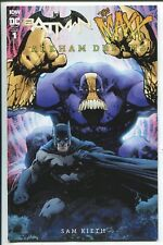 BATMAN/THE MAXX: ARKHAM DREAMS #1 VARIANT COVER - DC/IDW/2018 - 1/25