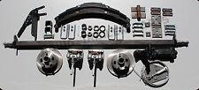 DIY 1400kg Mech. Disc Brake Kit with 60MM Eye to Eye Springs ! TRAILER PARTS