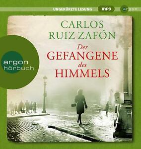 Der Gefangene des Himmels von Carlos Ruiz Zafón (2017)
