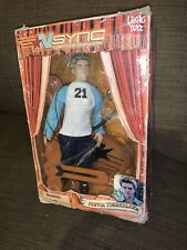 Pre-Own Nsync Marionette Doll Justin Timberlake Living Toyz