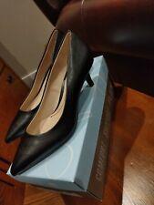 "Womens Lifestride Black ""PRETTY"" Mid Heel Pumps SIZE 7M Shoes With Box Worn 2x"
