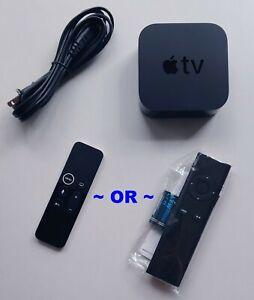 Apple TV HD ~ A1625 ~ 32GB (4th Gen.) Media Streamer MR912LL/A ~ EXCELLENT Cond.