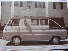 1967 DODGE A100 VAN HEARSE  11 X 17 BIG   PHOTO   PICTURE