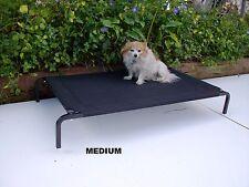 DOG BED TRAMPOLINE PET BED FLEA FREE HAMMOCK - MEDIUM INDOOR OUTDOOR