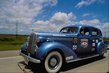 455077 1936 BUICK modèle 60 berline a4 papier photo