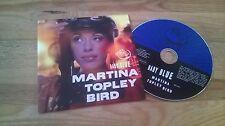 CD Pop Martina Topley Bird - Baby Blue (1 Song) MCD INDEPENDIENTE cb