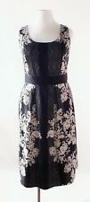 City Chic Party/Formal Dress With Abstract Print Size M AU 22