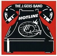 *NEW* CD Album J. Geils Band - Hotline (Mini LP Style card Case)