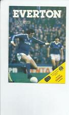 Derby County Away Team Division 1 Football Programmes