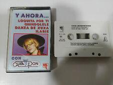 Y AHORA TODOS LOS EXITOS DANZA DE XUXA - CINTA TAPE CASSETTE 1991